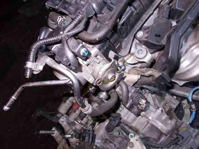 『psi』 GD1 フィット 後期 L13A エンジン 27636km H19年式_画像5