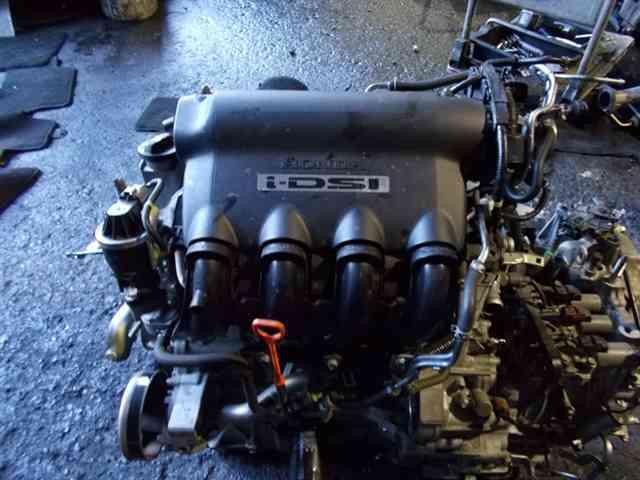 『psi』 GD1 フィット 後期 L13A エンジン 27636km H19年式_画像2
