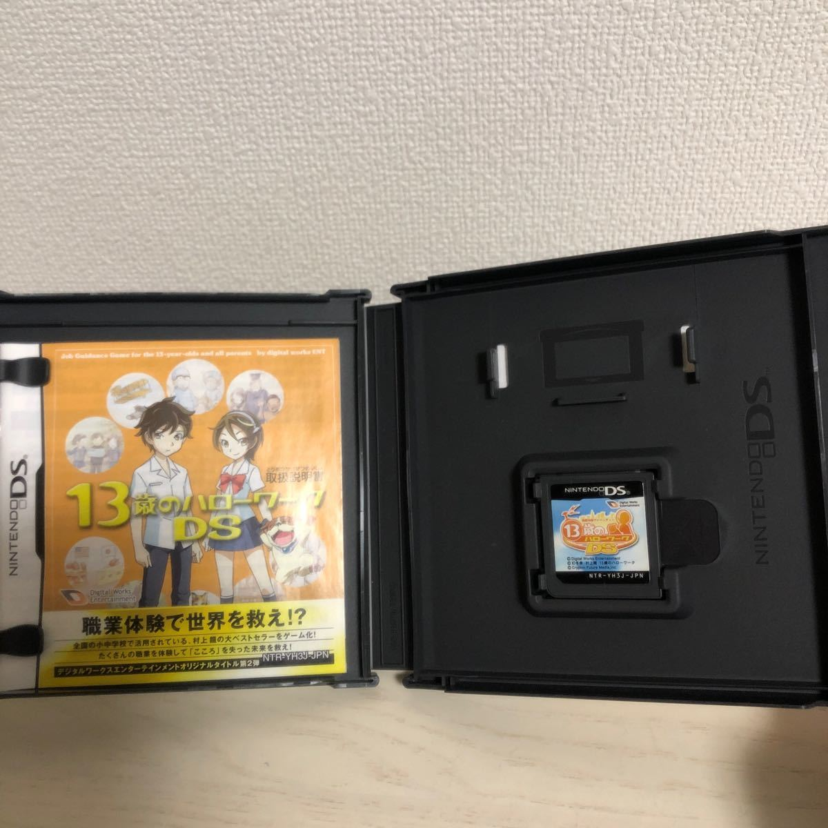 【DS】 13歳のハローワーク DS