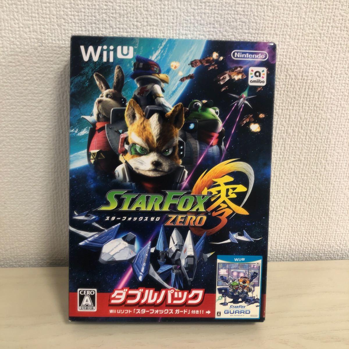 WiiU スターフォックス ゼロ
