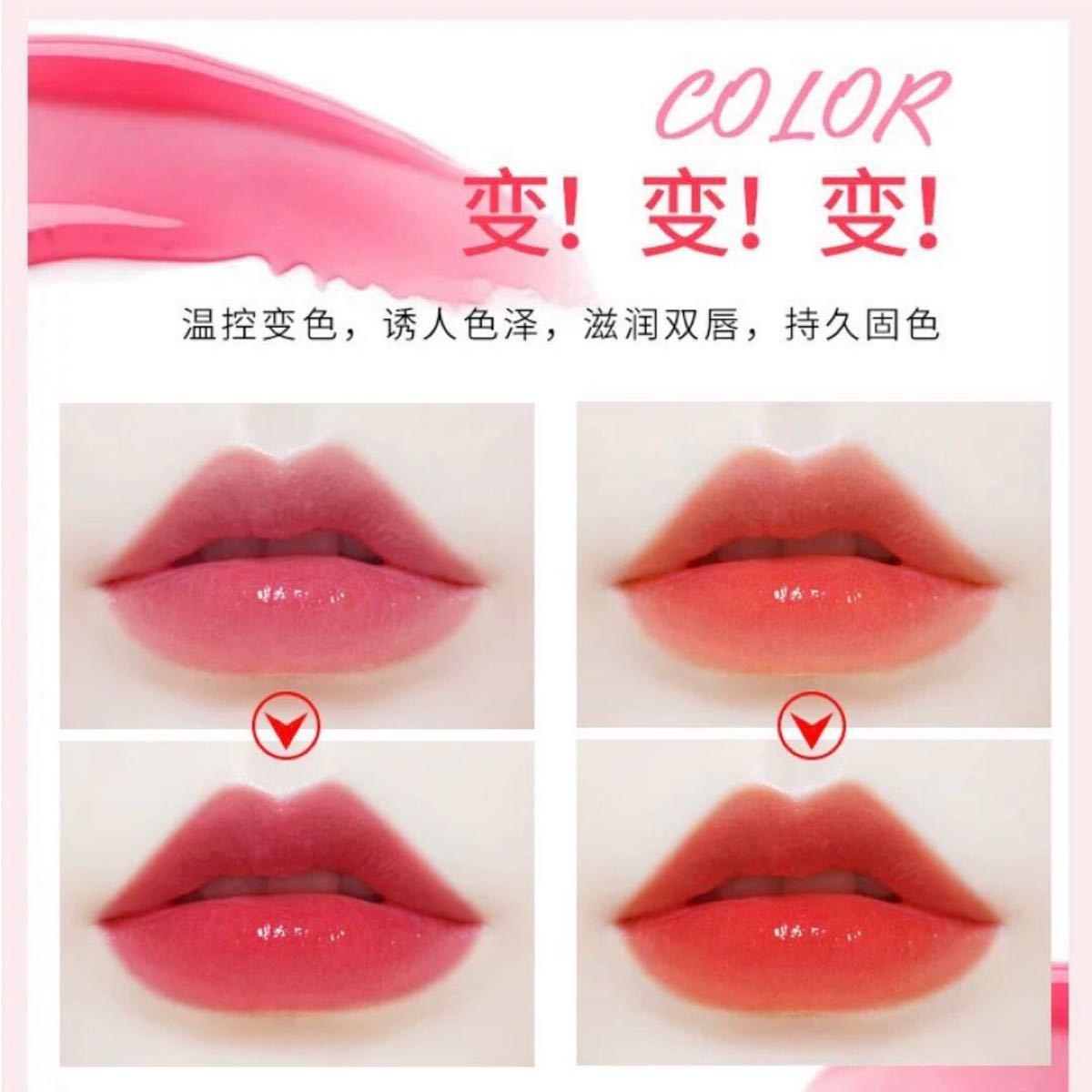 新品 口紅 リップグロス リップ 中国コスメ  チャイボーグ hojo
