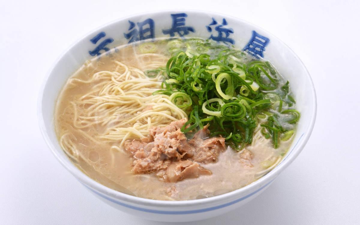 おススメ 18食分¥6980 福岡  博多の本格 豚骨ラーメン 元祖長 浜屋協力 棒ラーメン 激旨 うまかばーい_画像9