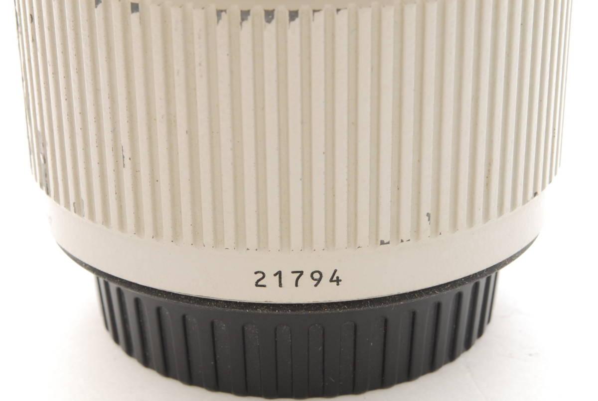 [B品] Canon EF 500mm F4 L IS USM*純正フード*10375_画像10