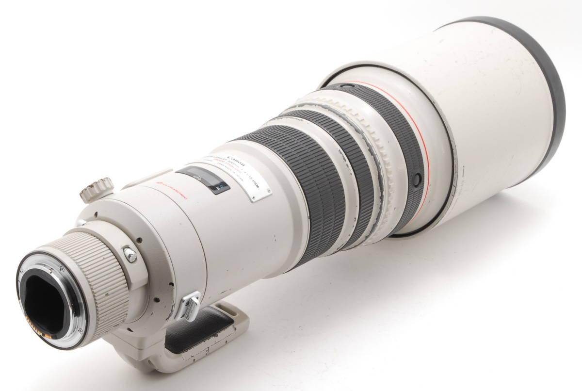 [B品] Canon EF 500mm F4 L IS USM*純正フード*10375_画像5