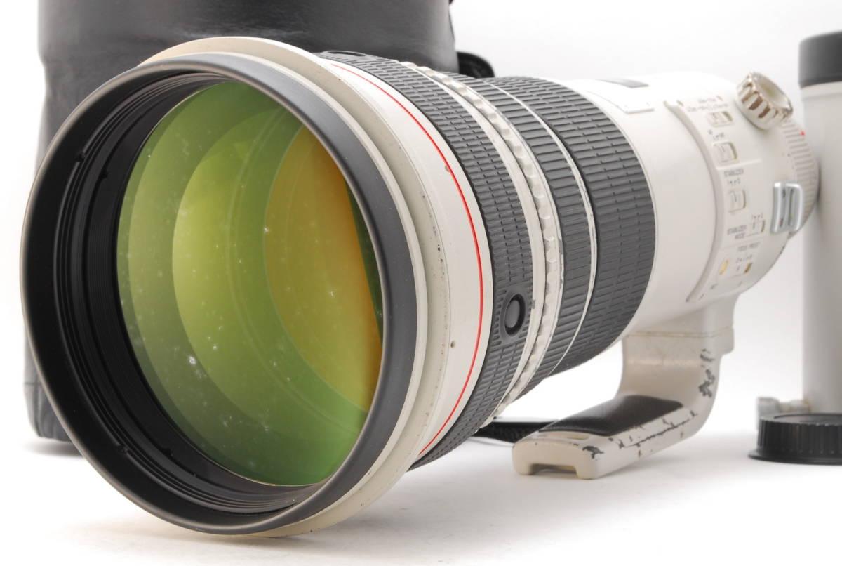 [B品] Canon EF 500mm F4 L IS USM*純正フード*10375_画像2