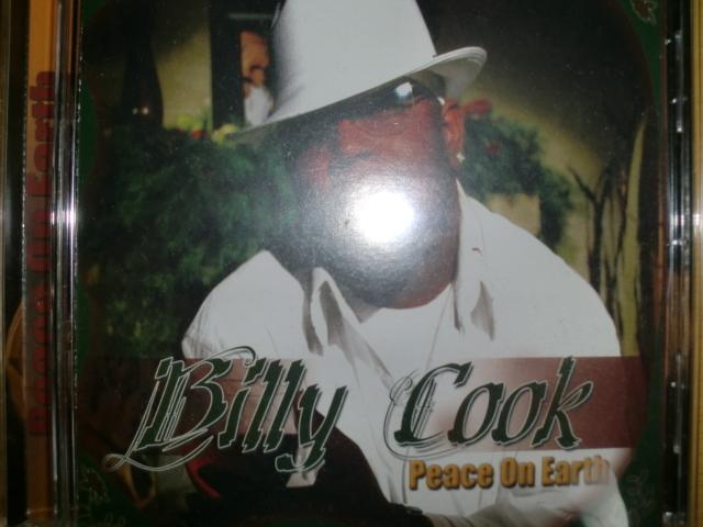 良品 Billy Cook [Peace on Earth][South] BMG decory ford arlincia ned j-hill bun b ugk trae keke lil kano chris d-block lil wayne