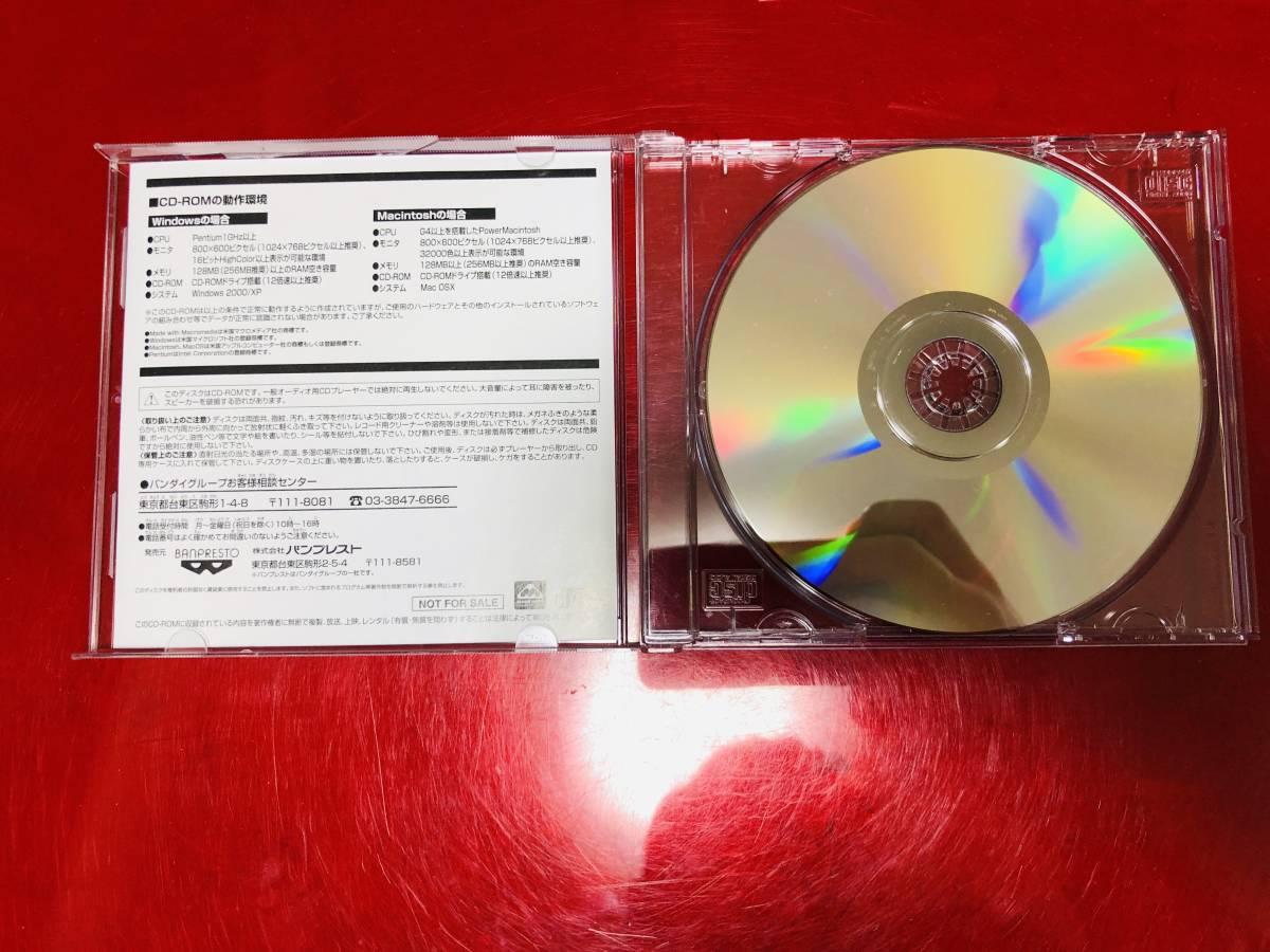 サモンナイト クラフトソード物語 はじまりの石 箱説 マウスパッド CD付 同梱可!!即決!!大量出品中!!_画像3
