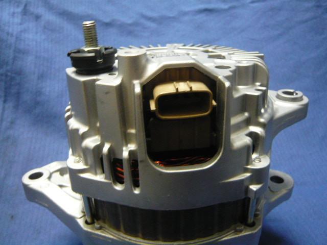 CZ4AランサーエボリューションX ダイナモ オルタネーター リビルト品 CX4Aギャランフォルティススポーツバック CY4Aギャランフォルティス_画像5