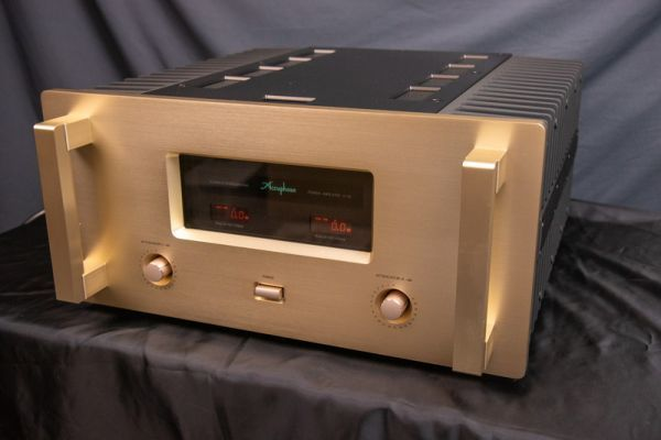 640 AVオーディオ機器 アキュフェーズAccuphase ステレオパワーアンプ STEREO POWERAMPLI