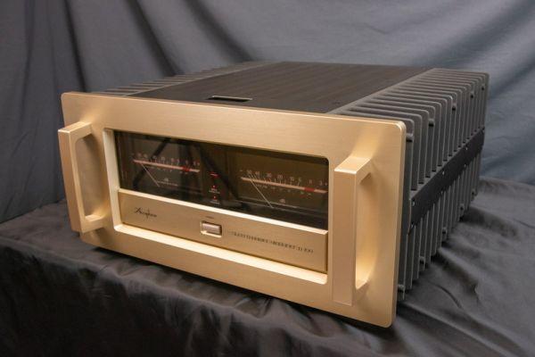 637 AVオーディオ機器アキュフェーズAccuphase ステレオパワーアンプSTEREO POWER AMPLIFIER P-700 取扱説明書保証書カタログセット