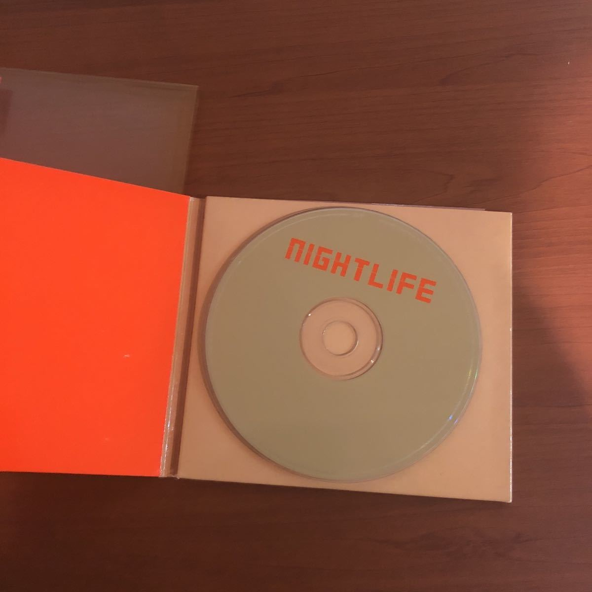 送料無料PET SHOP BOYS「Night Life」限定盤 状態良好 ペットショップボーイズ