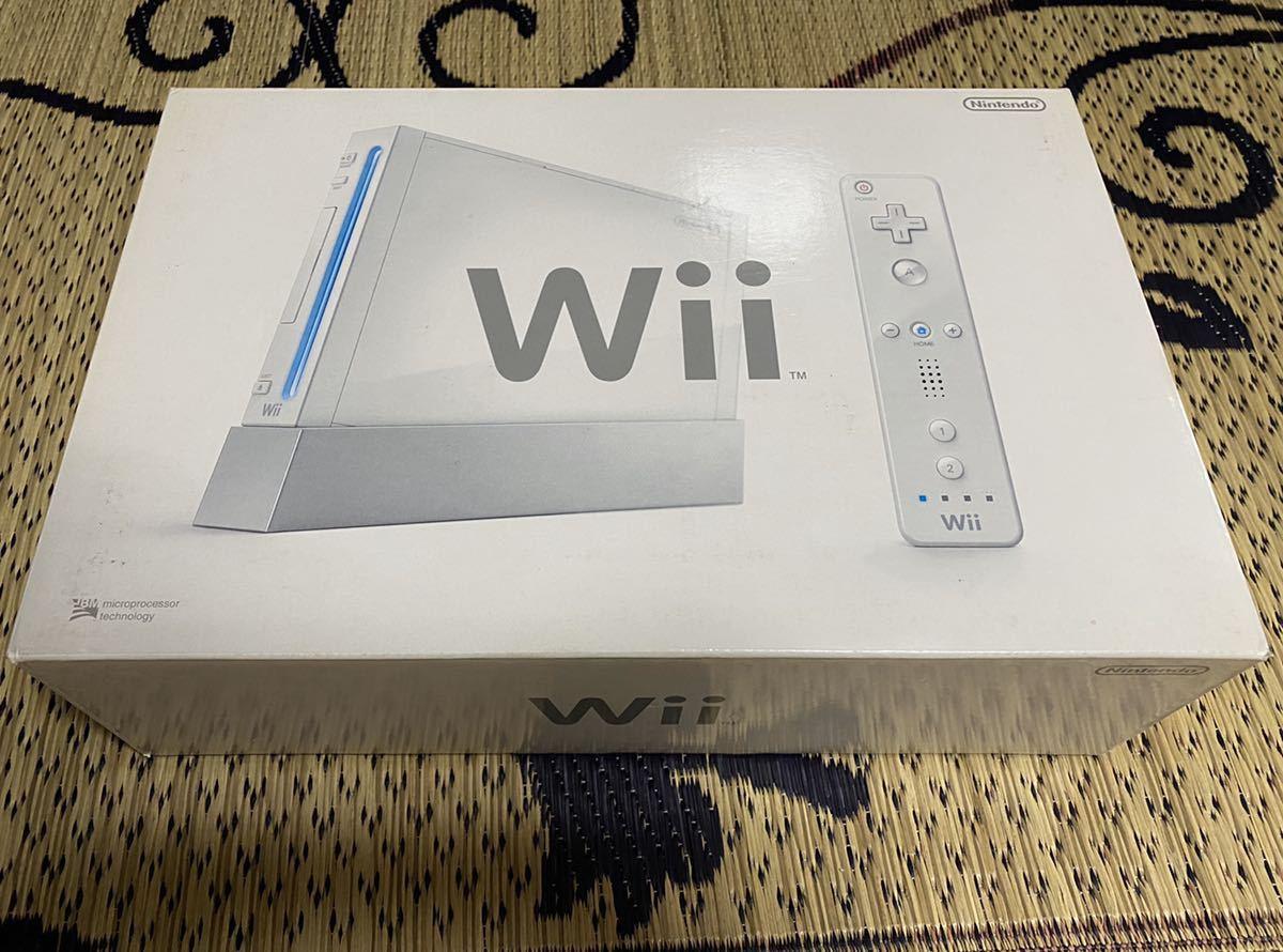 任天堂Wii 本体 動作確認済み