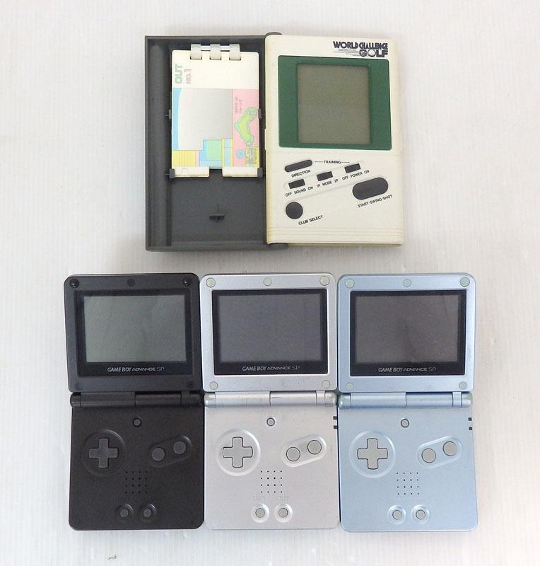 ジャンク品 ゲームボーイ ゲームボーイアドバンス ゲームボーイアドバンスエスピー ゲームボーイカラー 本体のみ 23台セット Nintendo_画像3