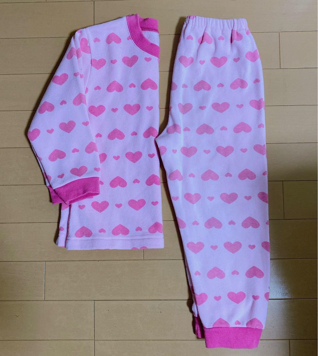 長袖パジャマ上下 110サイズ