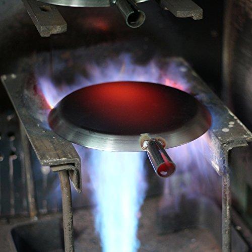 シルバー Bush Craft(ブッシュクラフト) たき火フライパン 10-03-orig-0002_画像7