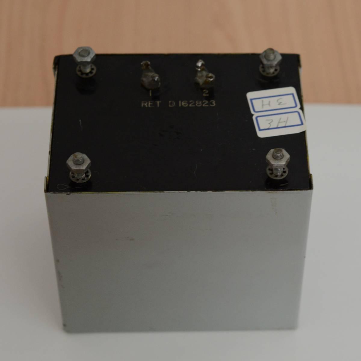 Western Electric ウエスタンエレクトリック チョ-ク D162823 3H_画像3