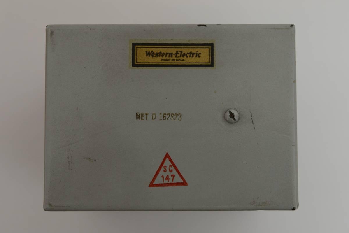 Western Electric ウエスタンエレクトリック チョ-ク D162823 3H_Western Electricです!!!!