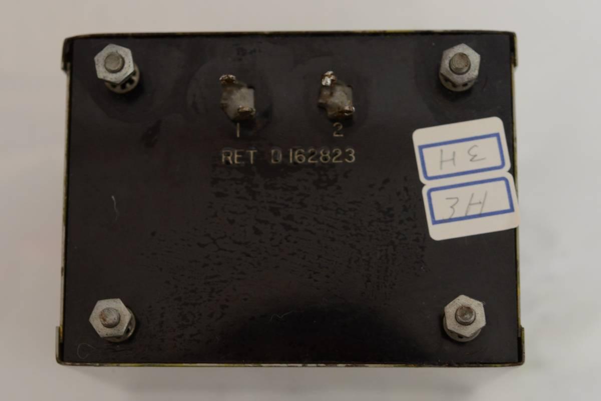 Western Electric ウエスタンエレクトリック チョ-ク D162823 3H_画像4