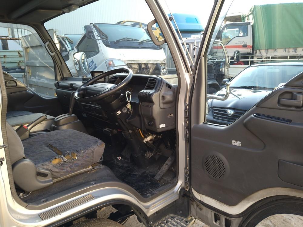 いすゞ エルフ ワイド 幅広 キャビン 平成15年3月 KR-NPR72GV 4HJ1 オートマチック AT トラック 2020101001_画像7