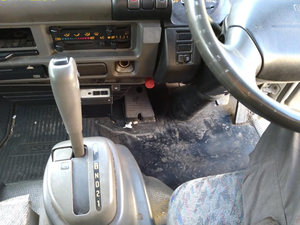 いすゞ エルフ ワイド 幅広 キャビン 平成15年3月 KR-NPR72GV 4HJ1 オートマチック AT トラック 2020101001_画像9