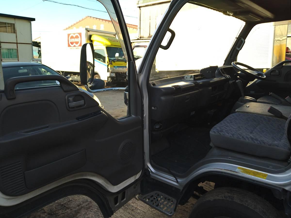 いすゞ エルフ ワイド 幅広 キャビン 平成15年3月 KR-NPR72GV 4HJ1 オートマチック AT トラック 2020101001_画像8
