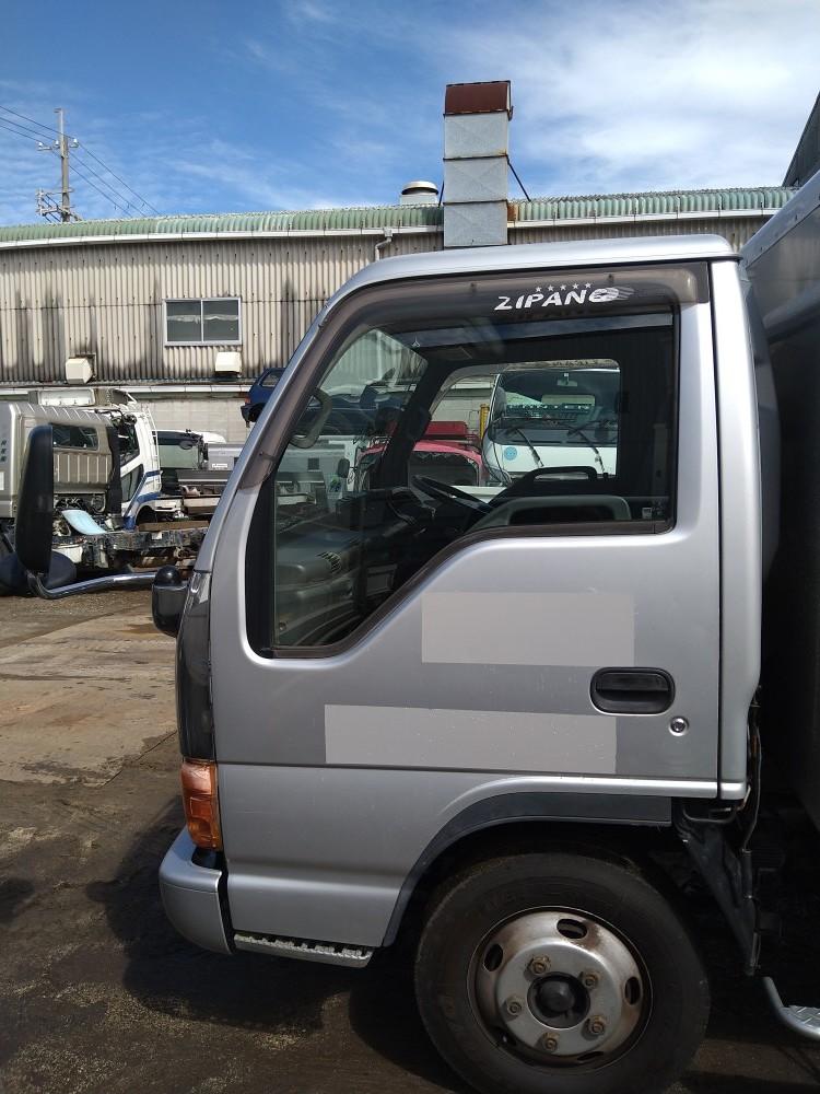 いすゞ エルフ ワイド 幅広 キャビン 平成15年3月 KR-NPR72GV 4HJ1 オートマチック AT トラック 2020101001_画像3