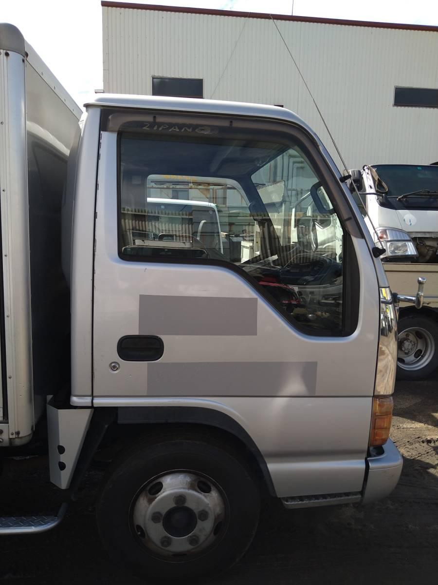いすゞ エルフ ワイド 幅広 キャビン 平成15年3月 KR-NPR72GV 4HJ1 オートマチック AT トラック 2020101001_画像2