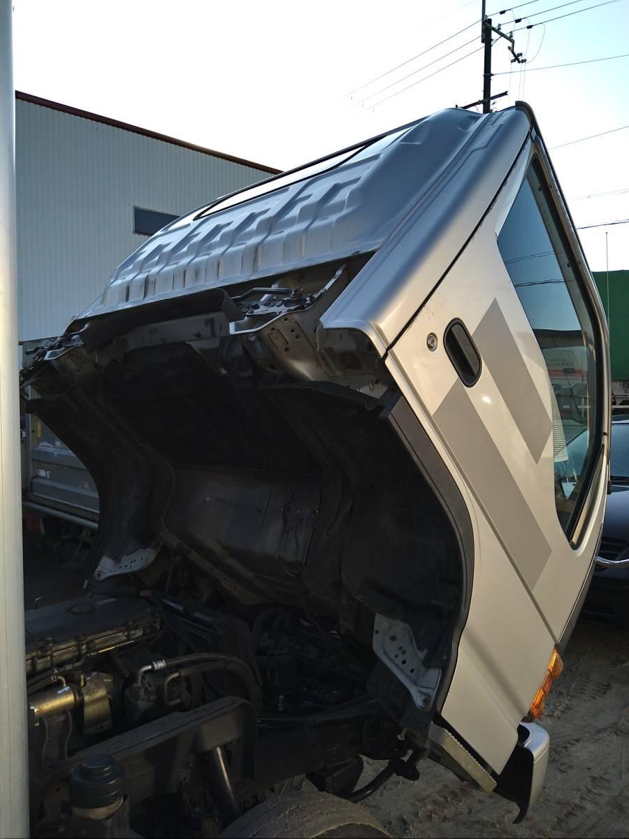 いすゞ エルフ ワイド 幅広 キャビン 平成15年3月 KR-NPR72GV 4HJ1 オートマチック AT トラック 2020101001_画像4
