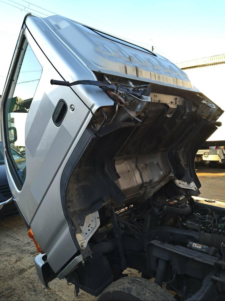 いすゞ エルフ ワイド 幅広 キャビン 平成15年3月 KR-NPR72GV 4HJ1 オートマチック AT トラック 2020101001_画像5