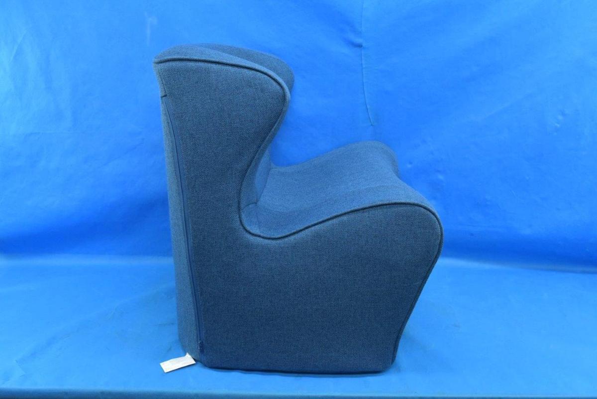 未使用品 MTG 骨盤サポートチェア Style Dr.CHAIR Plus ブルー BS-DP2244F-A 腰の負担軽減 正しい姿勢 テレワーク スタイルドクターチェア_画像4