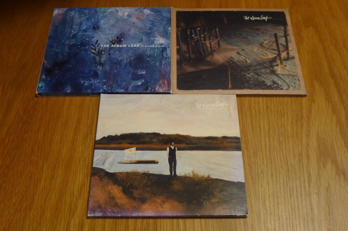 The Album Leaf 3作セット In A Safe Place, Into The Blue Again, A Chorus Of The Storytellers / Sigur Ros Mum Tristeza