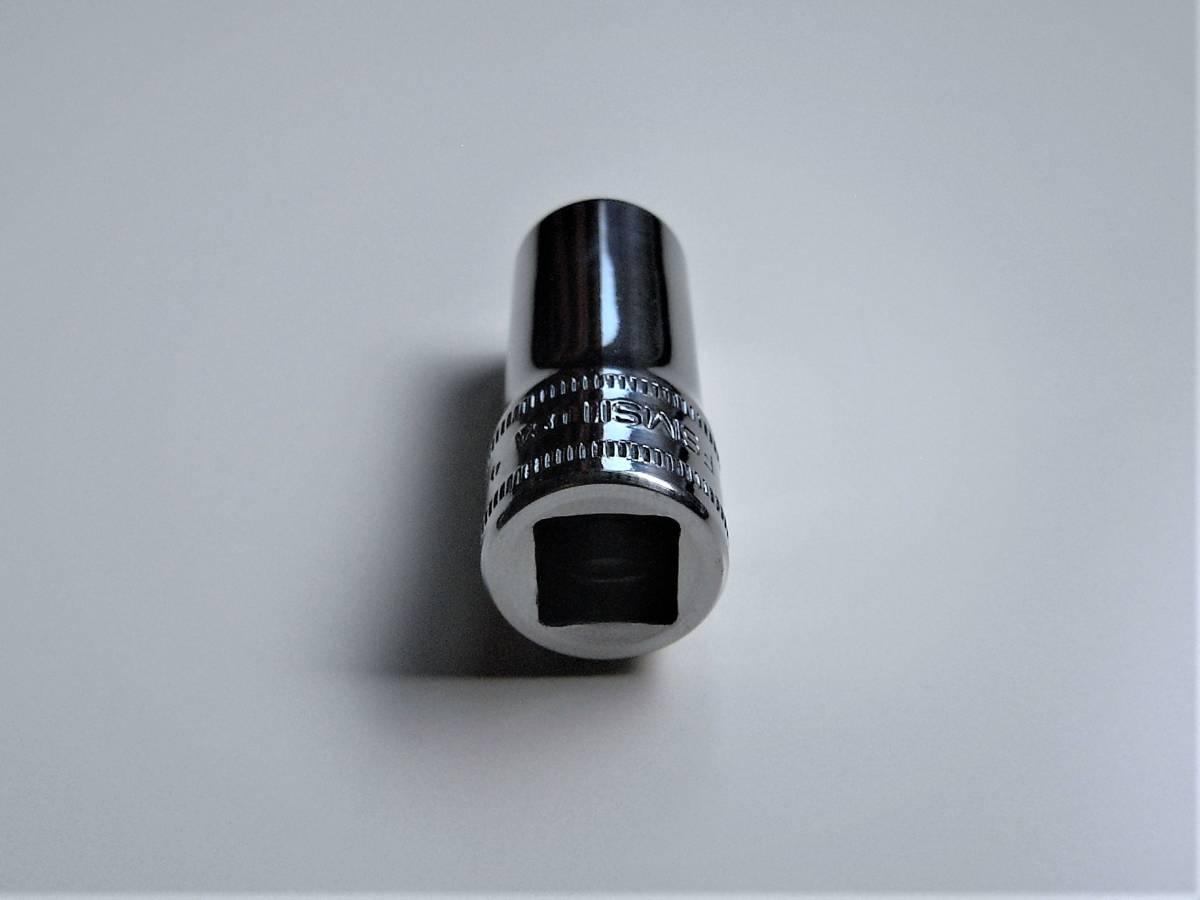 【2004年製】スナップオン Snap-on セミディープソケット 11mm 3/8sq【FSMS11】_画像4