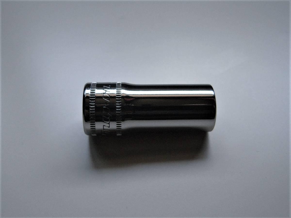 【2004年製】スナップオン Snap-on セミディープソケット 11mm 3/8sq【FSMS11】_画像2