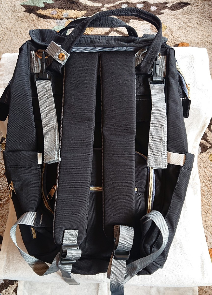 【超!便利!!】マザーズバッグ大容量 保温ポケット付多機能