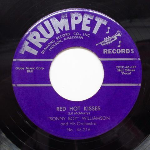 SONNY BOY WILLIAMSON-Red Hot Kisses (Orig)_画像1