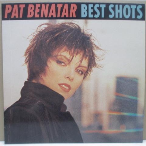 PAT BENATAR☆Best Shots☆貴重87年UKオリジLP☆_画像1