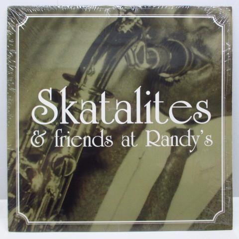 Skatalites & Friends At Randy's☆貴重98年USオリジ・コンピLP☆_画像1