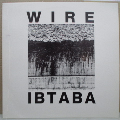 WIRE☆It's Beginning To And Back Again☆貴重89年UKオリジLP☆_画像1