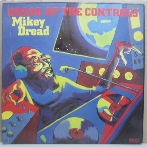 MIKEY DREAD☆Dread At The Controls☆貴重79年UKオリジLP☆_画像1