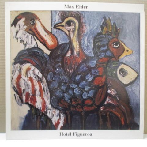 MAX EIDER☆Hotel Figueroa☆貴重01年UKオリジLP☆_画像1