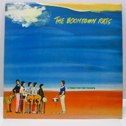 BOOMTOWN RATS☆A Tonic☆貴重78年UKオリジLP☆_画像1