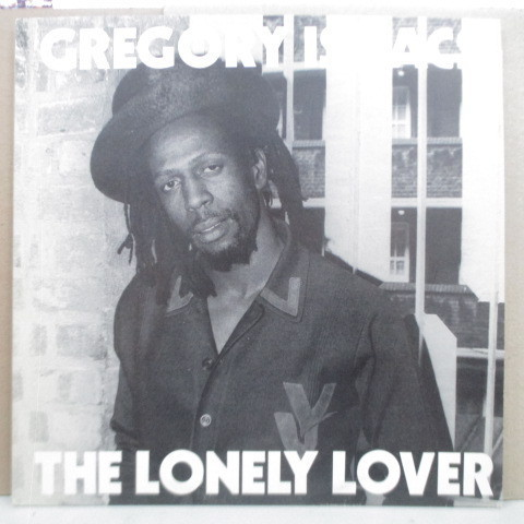 GREGORY ISAACS☆Lonely Lover☆貴重80年UKオリジLP☆_画像1