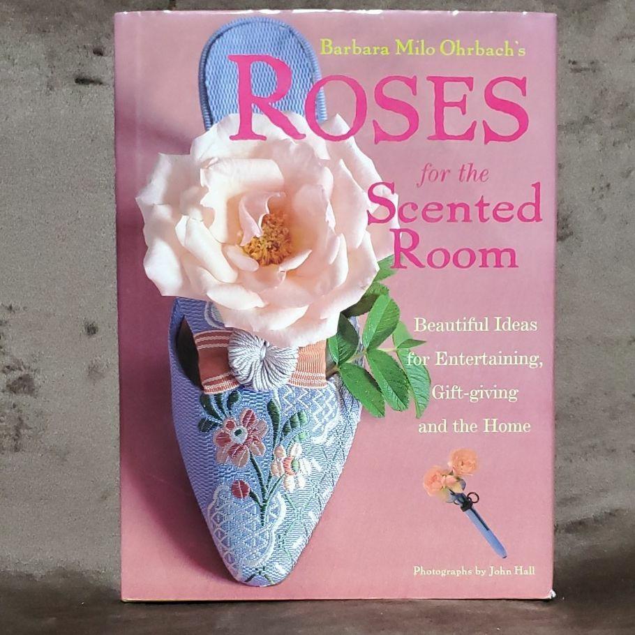 【洋書】ROSES for the Scented Room【家庭生活 バラ】