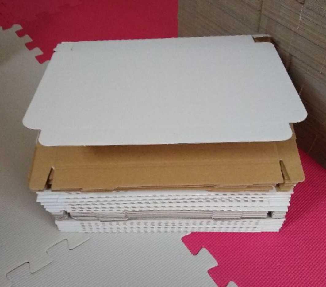B5 サイズ ダンボール 箱 梱包資材 ゆうパケット ネコポス クリックポスト_画像4