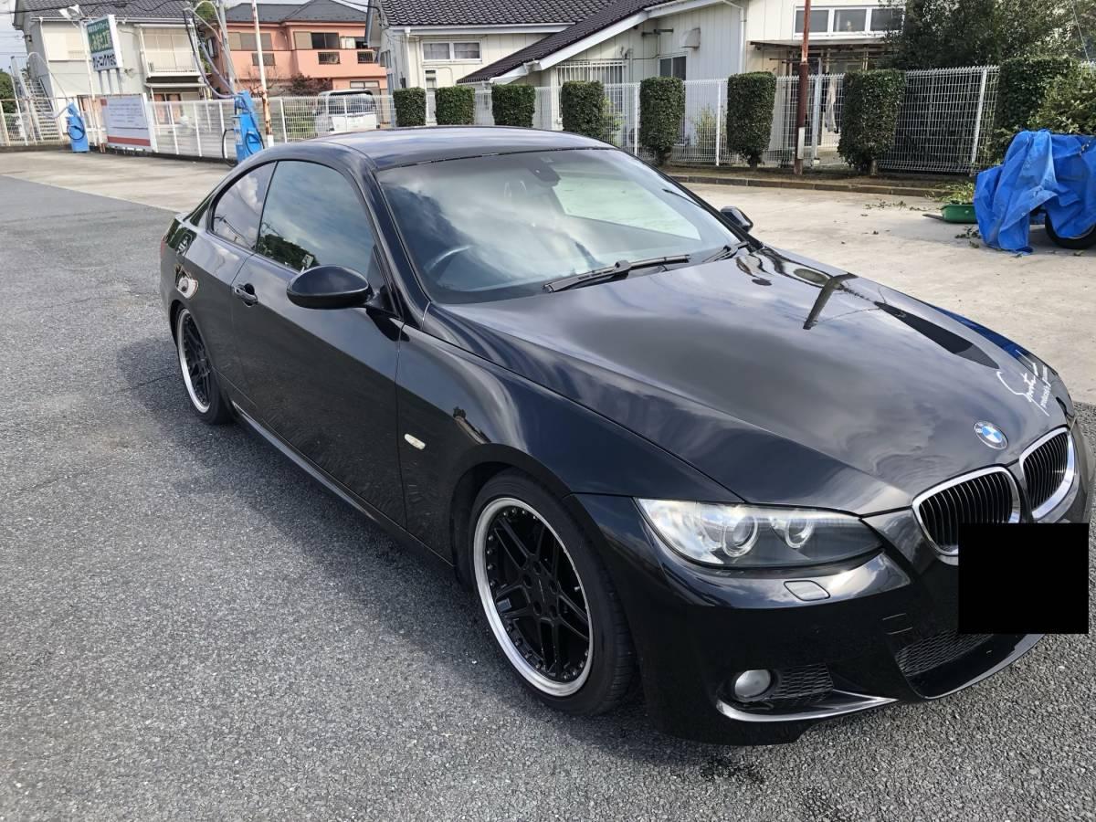 「BMW 3シリーズ クーペ Mスポーツ 限定1台!」の画像2
