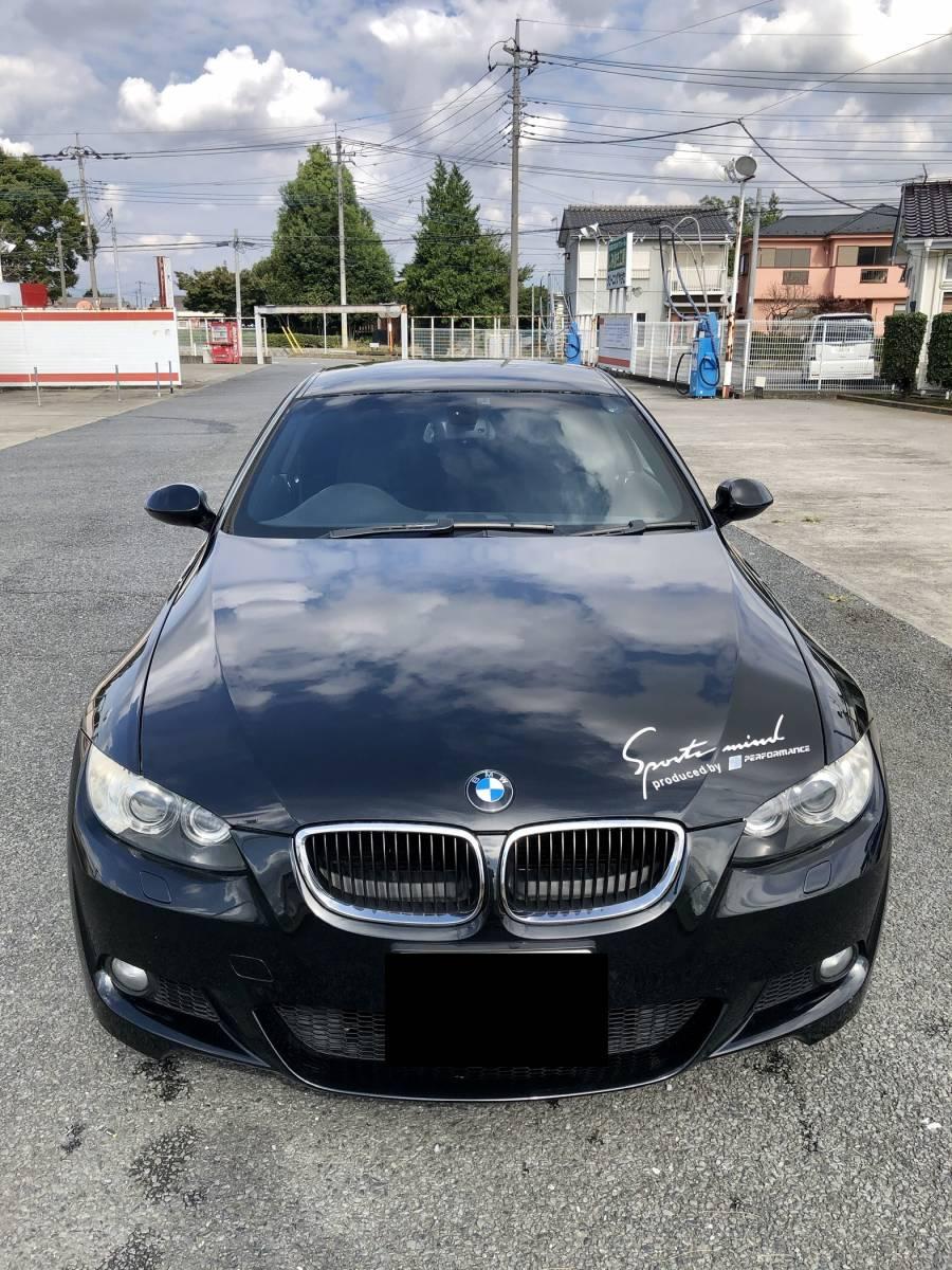 「BMW 3シリーズ クーペ Mスポーツ 限定1台!」の画像1