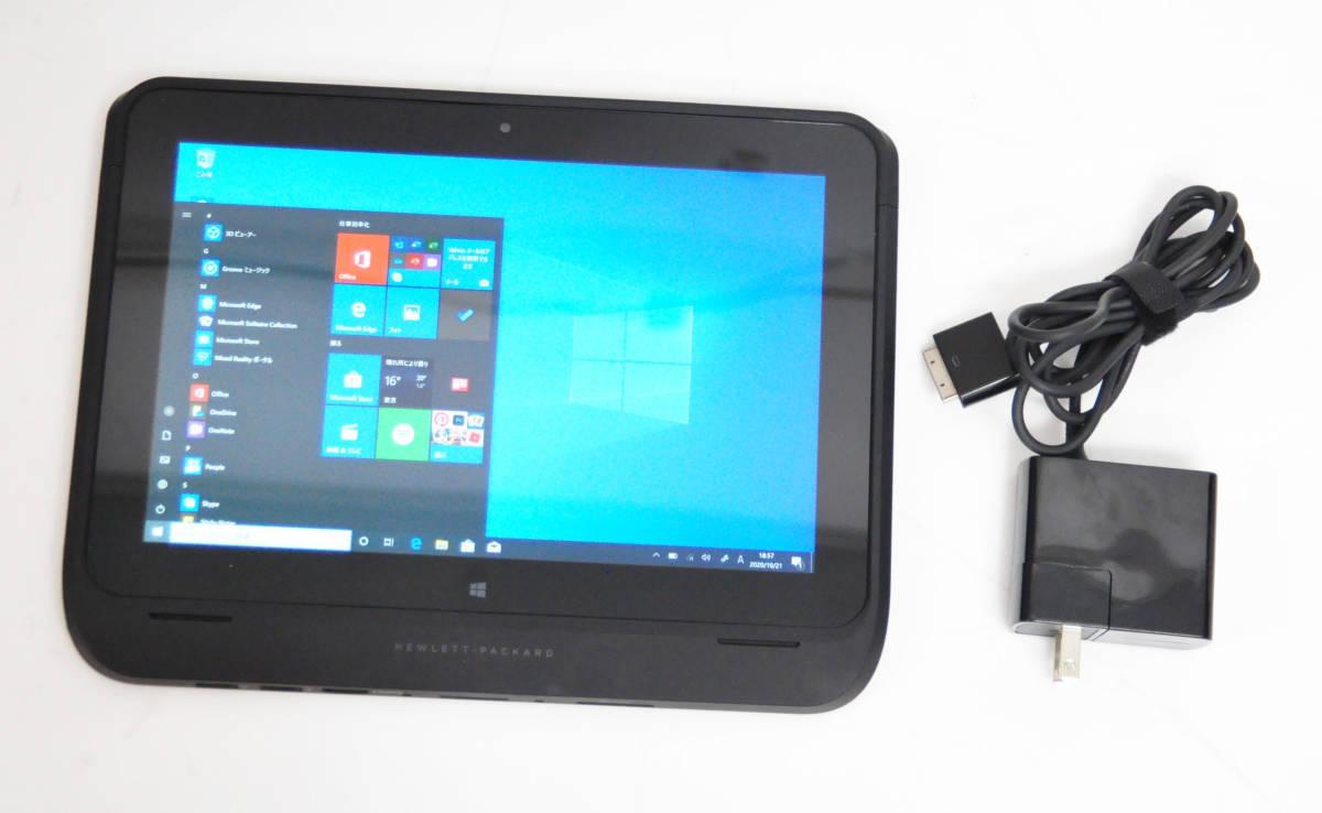 LTE対応 WUXGA 10インチ ElitePad 1000 G2 タブレット Atom Z3795/メモリ4GB/SSD128GB/カメラ/無線/HDMI/拡張ジャケットバッテリ付/Win10