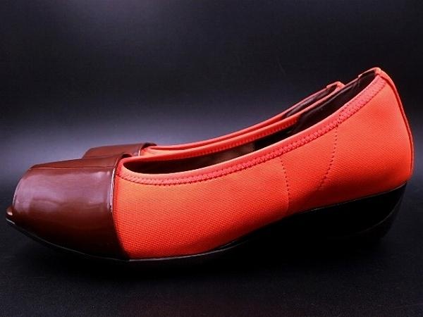 fitfit パンプスシューズ・24.5cm★フィットフィット/レディース 靴 シューズ/20*10*2-30_画像2