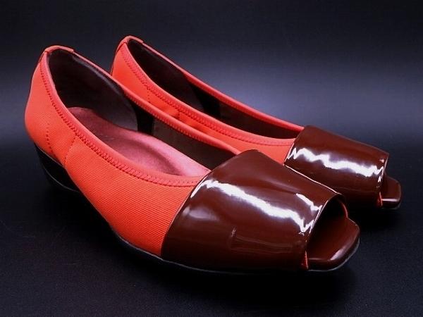 fitfit パンプスシューズ・24.5cm★フィットフィット/レディース 靴 シューズ/20*10*2-30_画像7