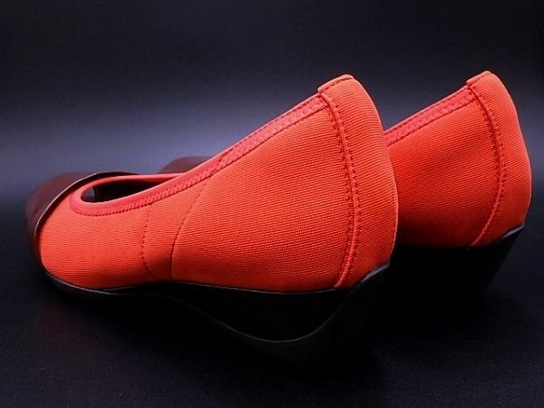 fitfit パンプスシューズ・24.5cm★フィットフィット/レディース 靴 シューズ/20*10*2-30_画像8